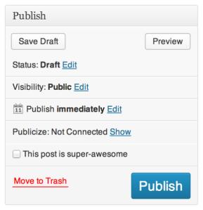 publish-module
