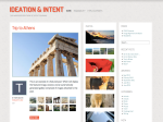 The Ideation and Intent theme