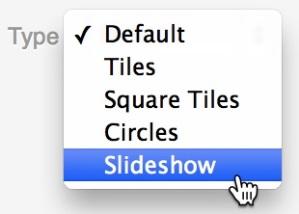 typeslideshow