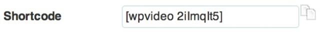 videoshortcode