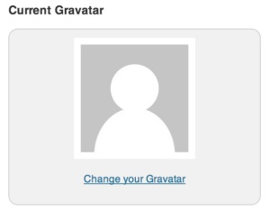 currentgravatar