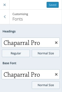 choosefonts